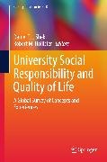 Cover-Bild zu Shek, Daniel T. L. (Hrsg.): University Social Responsibility and Quality of Life (eBook)