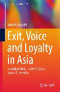 Cover-Bild zu Inoguchi, Takashi: Exit, Voice and Loyalty in Asia (eBook)