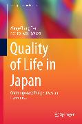 Cover-Bild zu Tsai, Ming-Chang (Hrsg.): Quality of Life in Japan (eBook)
