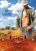 Cover-Bild zu Walker, N.R.: Red Dirt Heart: Flammende Erde (eBook)