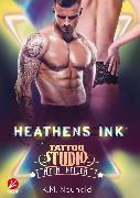 Cover-Bild zu Neuhold, K.M.: Heathens Ink: Mein Heiler (eBook)