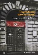 Cover-Bild zu Peglau, Andreas: Unpolitische Wissenschaft? (eBook)