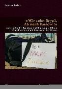 Cover-Bild zu Leitner, Susanne: »Wir scheißegal. Ab nach Kosovo!« (eBook)