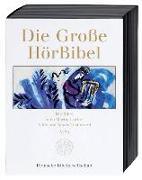 Cover-Bild zu Die Große HörBibel / Die Große HörBibel nach Martin Luther