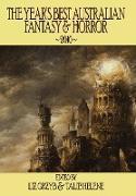 Cover-Bild zu Grzyb, Liz D. (Hrsg.): The Year's Best Australian Fantasy & Horror 2010