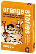 Cover-Bild zu Orange Stories von Köhrsen, Andrea