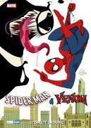 Cover-Bild zu Tamaki, Mariko: Spider-Man & Venom: Geballte Ladung