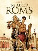 Cover-Bild zu Marini, Enrico: Die Adler Roms HC 1: Die Adler Roms 1