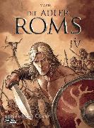Cover-Bild zu Marini, Enrico: Die Adler Roms HC 4: Die Adler Roms 4