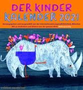 Cover-Bild zu Der Kinder Kalender 2021 von Internationale Jugendbibliothek, München (Hrsg.)