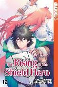 Cover-Bild zu Aneko, Yusagi: The Rising of the Shield Hero 12