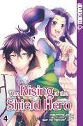 Cover-Bild zu Aneko, Yusagi: The Rising of the Shield Hero 04