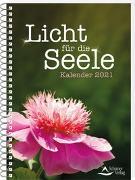 Cover-Bild zu Schirner, Markus: Licht für die Seele Kalender 2021