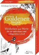 Cover-Bild zu Schirner, Markus: Die Goldenen Regeln- Weisheiten und Werte für ein zufriedenes und erfolgreiches Leben