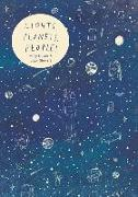 Cover-Bild zu Naylor, Molly: Lights, Planets, People!
