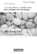 Cover-Bild zu Lern- und Arbeitsstrategien, WLI-Hochschule, Wie lerne ich?, Fragebogen für Studentinnen und Studenten von Metzger, Christoph