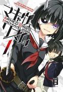 Cover-Bild zu Kanzaki, Karuna: Armed Girl's Machiavellism 01