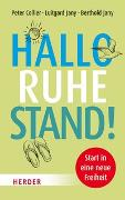 Cover-Bild zu Collier, Peter: Hallo Ruhestand!