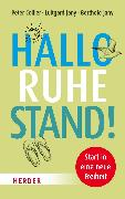 Cover-Bild zu Collier, Peter: Hallo Ruhestand! (eBook)