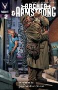Cover-Bild zu Lente, Fred Van: Archer & Armstrong (2012) Issue 2 (eBook)