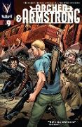 Cover-Bild zu Lente, Fred Van: Archer & Armstrong (2012) Issue 9 (eBook)