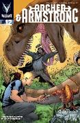 Cover-Bild zu Lente, Fred Van: Archer & Armstrong (2012) Issue 12 (eBook)
