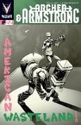 Cover-Bild zu Lente, Fred Van: Archer & Armstrong (2012) Issue 22 (eBook)