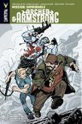 Cover-Bild zu Lente, Fred Van: Archer & Armstrong Vol. 5: Mission: Improbable TPB (eBook)