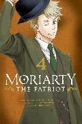 Cover-Bild zu Takeuchi, Ryosuke: Moriarty the Patriot, Vol. 4