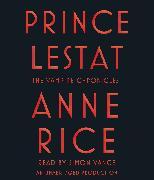 Cover-Bild zu Rice, Anne: Prince Lestat