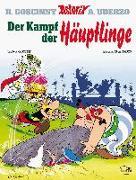 Cover-Bild zu Goscinny, René: Der Kampf der Häuptlinge