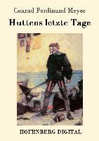 Cover-Bild zu Meyer, Conrad Ferdinand: Huttens letzte Tage (eBook)