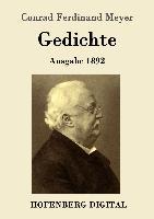 Cover-Bild zu Conrad Ferdinand Meyer: Gedichte (eBook)