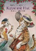 Cover-Bild zu Ruge, Desi: Katze mit Hut (eBook)