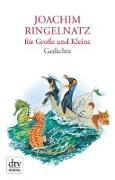 Cover-Bild zu Ringelnatz, Joachim: Joachim Ringelnatz für Große und Kleine (eBook)