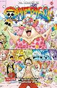 Cover-Bild zu Oda, Eiichiro: One Piece 83