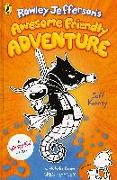 Cover-Bild zu Rowley Jefferson's Awesome Friendly Adventure von Kinney, Jeff