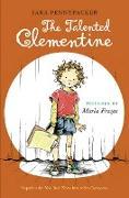 Cover-Bild zu Pennypacker, Sara: The Talented Clementine (eBook)