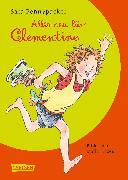 Cover-Bild zu Pennypacker, Sara: Alles neu für Clementine (eBook)