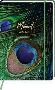 Cover-Bild zu myNOTES Notizbuch A4: Momentesammler - notebook large, dotted - für Träume, Pläne und Ideen / ideal als Bullet Journal oder Tagebuch