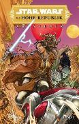 Cover-Bild zu Star Wars Comics: Die Hohe Republik - Abenteuer