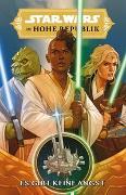 Cover-Bild zu Anindito, Ario: Star Wars Comics: Die Hohe Republik - Es gibt keine Angst