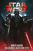 Cover-Bild zu Pak, Greg: Star Wars Comics: Darth Vader - Das dunkle Herz der Sith