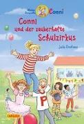 Cover-Bild zu Conni-Erzählbände 37: Conni und der zauberhafte Schulzirkus von Boehme, Julia