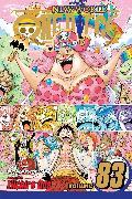 Cover-Bild zu Oda, Eiichiro: One Piece, Vol. 83