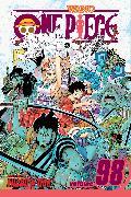 Cover-Bild zu Oda, Eiichiro: One Piece, Vol. 98