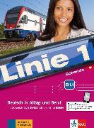Cover-Bild zu Dengler, Stefanie: Linie 1 Schweiz B1.1