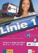 Cover-Bild zu Dengler, Stefanie: Linie 1 Schweiz B1