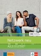 Cover-Bild zu Dengler, Stefanie: Netzwerk neu A2.2
