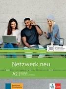Cover-Bild zu Dengler, Stefanie: Netzwerk neu A2. Kursbuch mit Audios und Videos